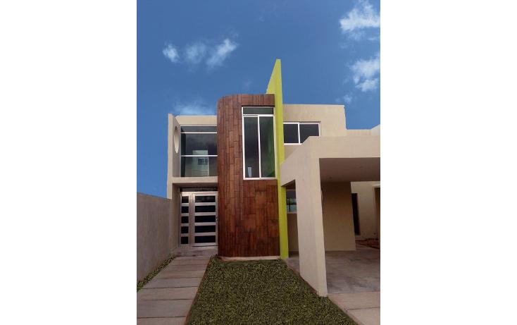 Foto de casa en venta en  , nuevo yucatán, mérida, yucatán, 1279717 No. 02