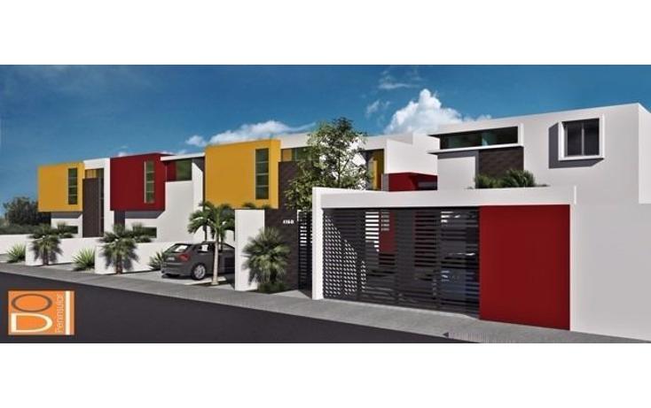 Foto de casa en venta en  , nuevo yucat?n, m?rida, yucat?n, 1288389 No. 01