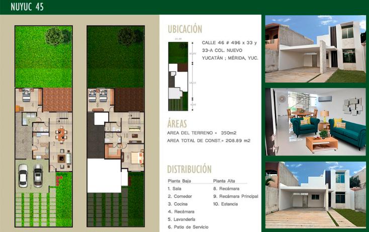 Foto de casa en venta en  , nuevo yucat?n, m?rida, yucat?n, 1294665 No. 08