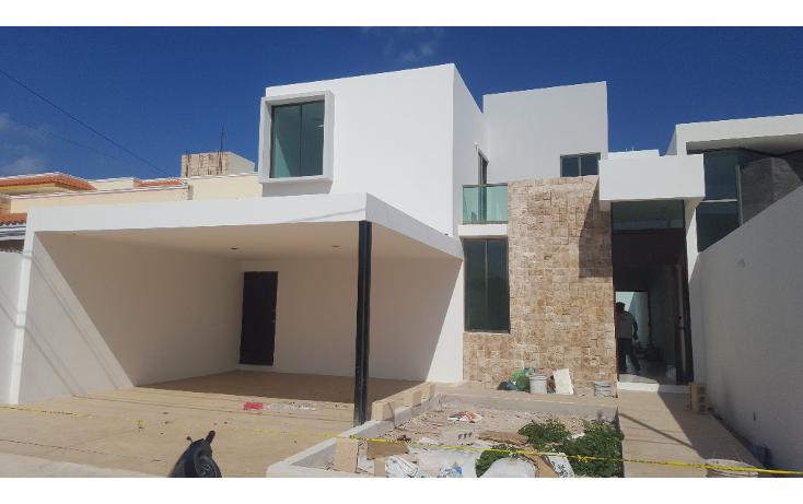 Foto de casa en venta en  , nuevo yucatán, mérida, yucatán, 1360677 No. 01