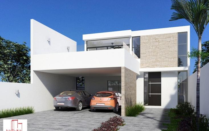 Foto de casa en venta en  , nuevo yucat?n, m?rida, yucat?n, 1444143 No. 01