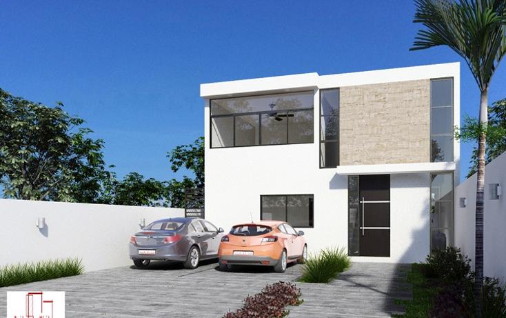 Foto de casa en venta en  , nuevo yucatán, mérida, yucatán, 1444143 No. 02