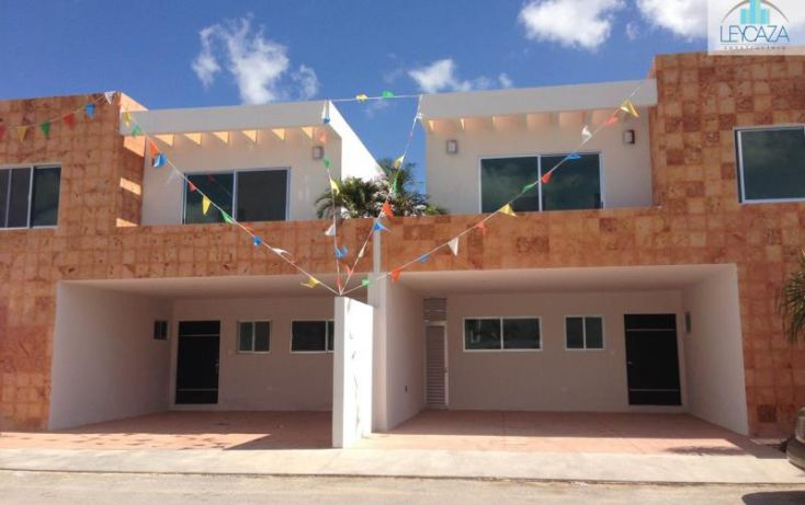 Foto de casa en venta en, nuevo yucatán, mérida, yucatán, 1535358 no 01