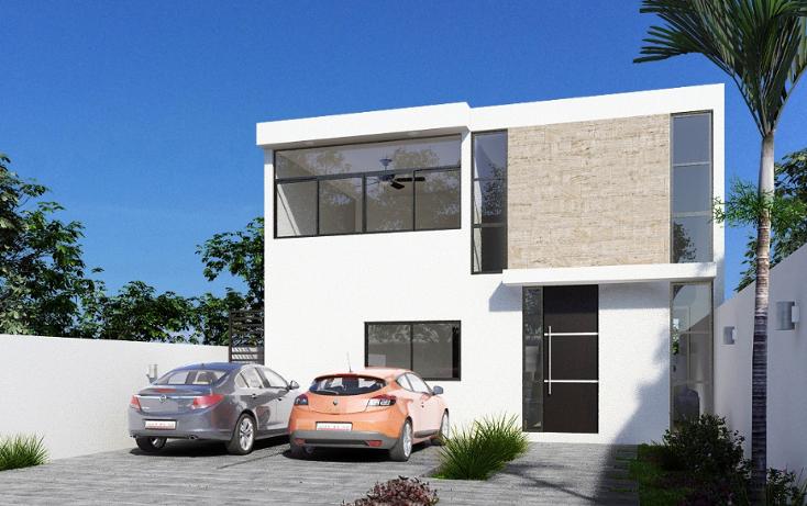 Foto de casa en venta en  , nuevo yucat?n, m?rida, yucat?n, 1551342 No. 01
