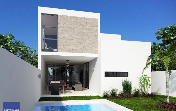 Foto de casa en venta en  , nuevo yucat?n, m?rida, yucat?n, 1551342 No. 02