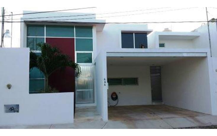 Foto de casa en venta en  , nuevo yucatán, mérida, yucatán, 1677418 No. 02