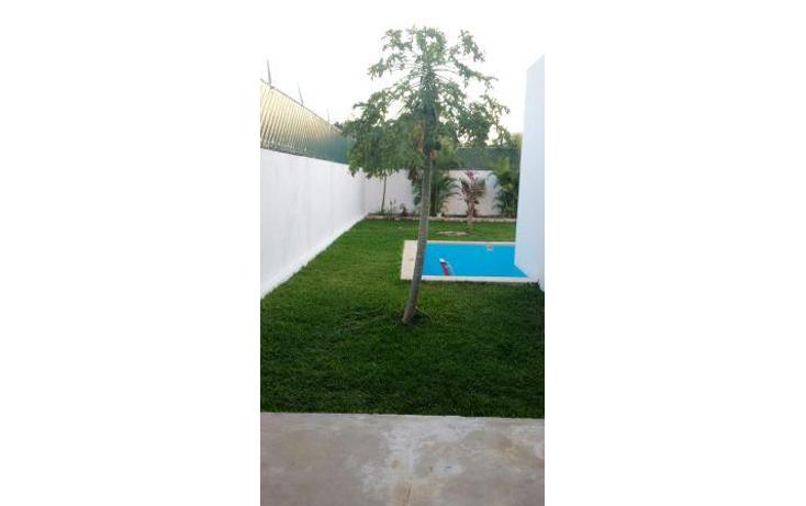 Foto de casa en venta en  , nuevo yucatán, mérida, yucatán, 1677418 No. 22
