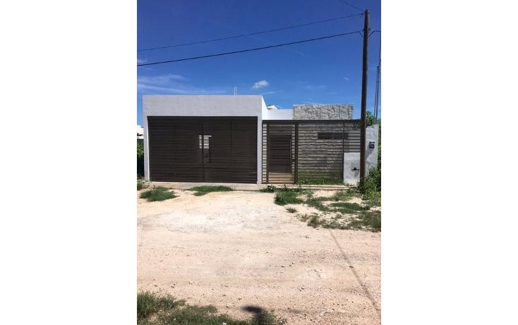 Foto de casa en venta en  , nuevo yucatán, mérida, yucatán, 1698654 No. 02