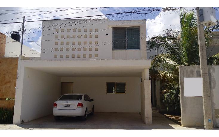 Foto de casa en venta en  , nuevo yucatán, mérida, yucatán, 1725812 No. 01