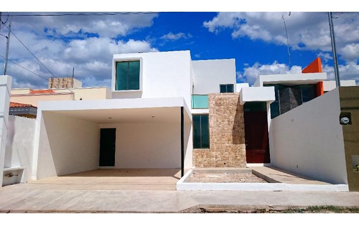 Foto de casa en venta en  , nuevo yucat?n, m?rida, yucat?n, 1730600 No. 01