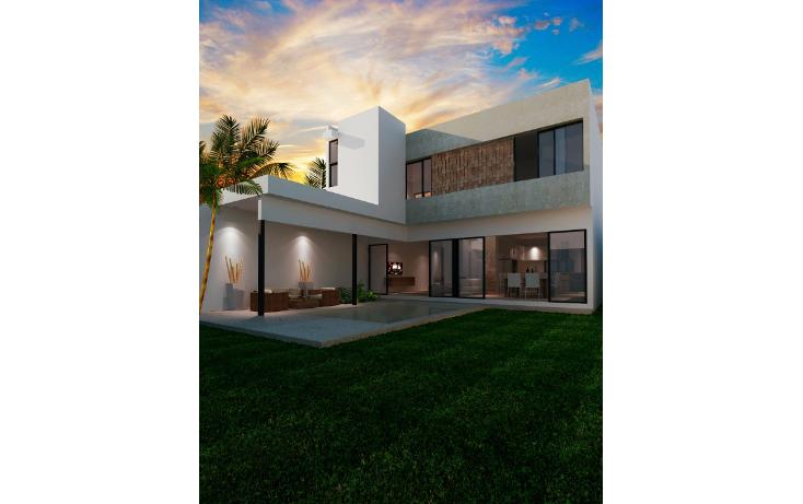 Foto de casa en venta en  , nuevo yucatán, mérida, yucatán, 1736802 No. 01