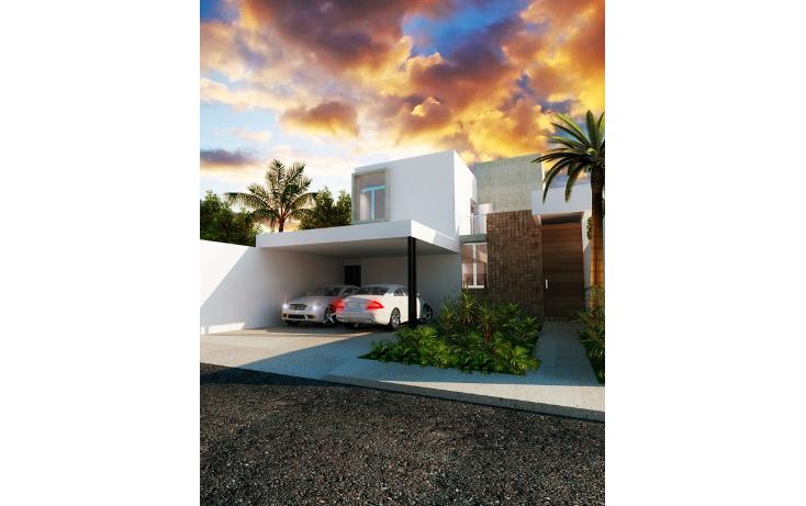 Foto de casa en venta en  , nuevo yucatán, mérida, yucatán, 1736802 No. 02