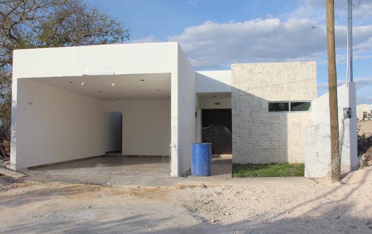 Foto de casa en venta en  , nuevo yucatán, mérida, yucatán, 1737544 No. 01
