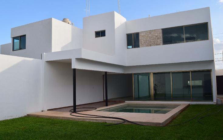 Foto de casa en venta en  , nuevo yucatán, mérida, yucatán, 1738474 No. 01