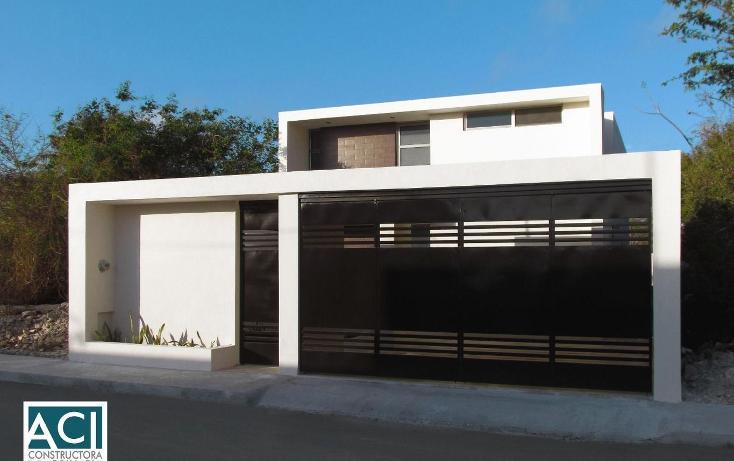 Foto de casa en renta en  , nuevo yucatán, mérida, yucatán, 1761030 No. 01