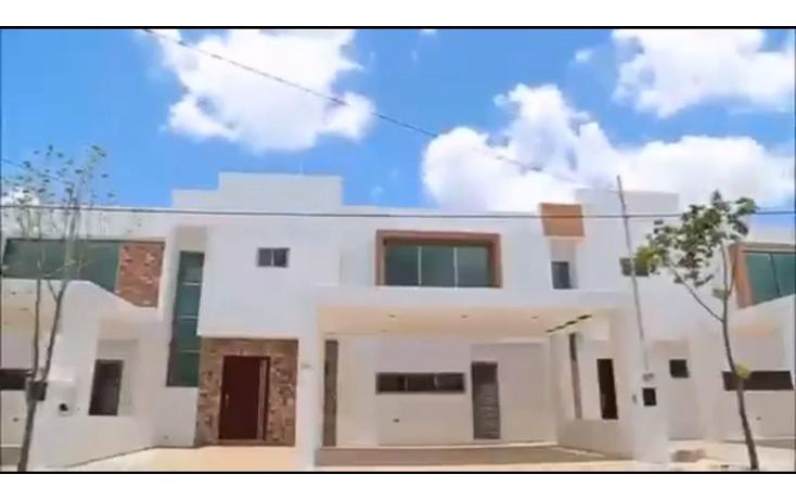 Foto de casa en venta en  , nuevo yucatán, mérida, yucatán, 1775070 No. 01