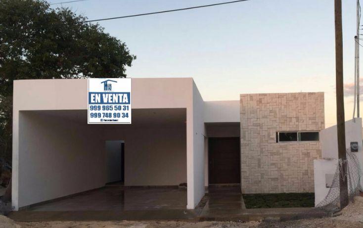 Foto de casa en venta en, nuevo yucatán, mérida, yucatán, 1785330 no 01