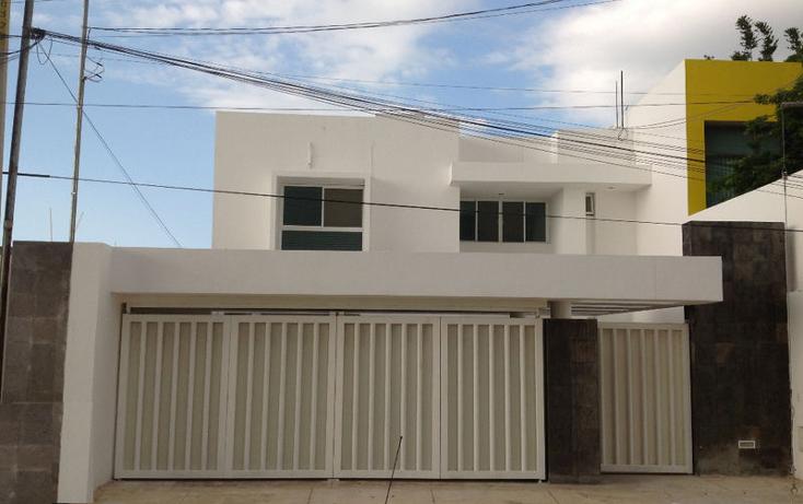 Foto de casa en venta en  , nuevo yucatán, mérida, yucatán, 1807752 No. 01