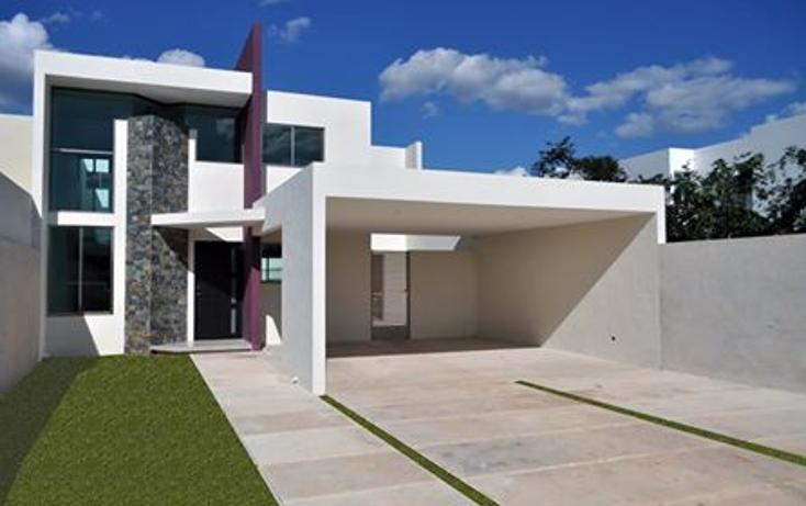 Foto de casa en venta en  , nuevo yucatán, mérida, yucatán, 1815900 No. 01