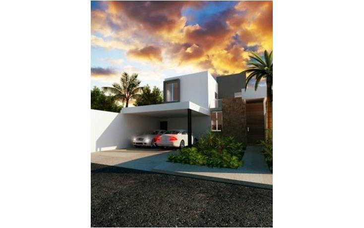 Foto de casa en venta en  , nuevo yucat?n, m?rida, yucat?n, 1829494 No. 01