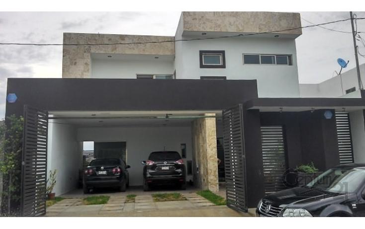 Foto de casa en venta en  , nuevo yucat?n, m?rida, yucat?n, 1860618 No. 01