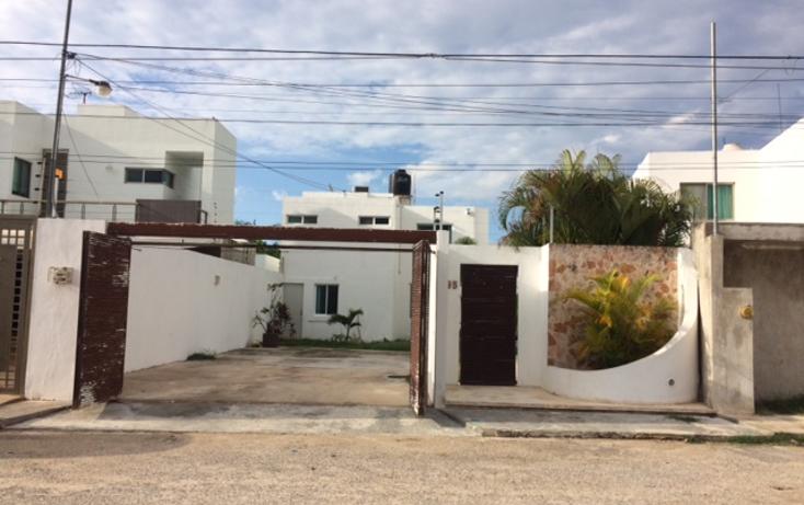 Foto de casa en venta en  , nuevo yucatán, mérida, yucatán, 2017474 No. 01