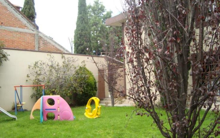 Foto de casa en venta en  numero 113, santa rosa, apizaco, tlaxcala, 482184 No. 20