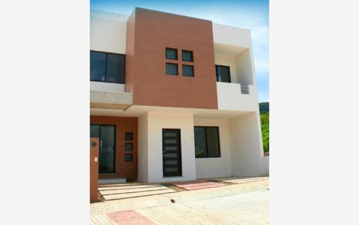 Foto de casa en venta en  numero 174, potrero mirador, tuxtla gutiérrez, chiapas, 564147 No. 01