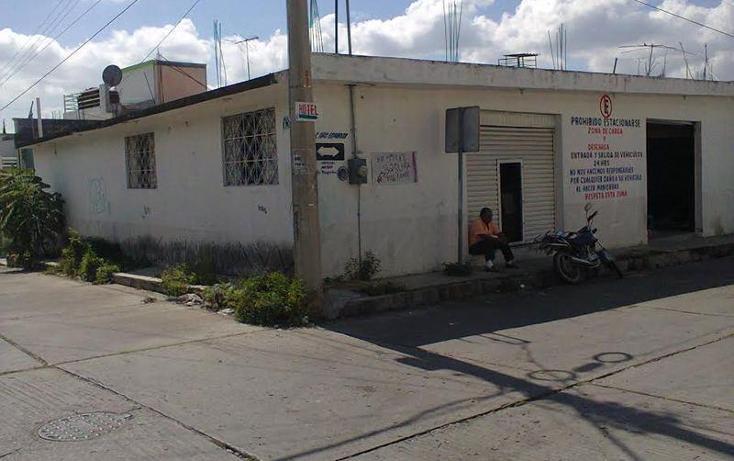 Foto de local en venta en  numero 310, los manguitos, tuxtla gutiérrez, chiapas, 673585 No. 01