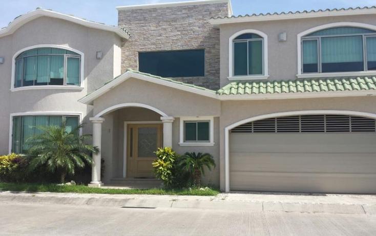 Foto de casa en venta en  numero, las palmas, medell?n, veracruz de ignacio de la llave, 1414211 No. 02