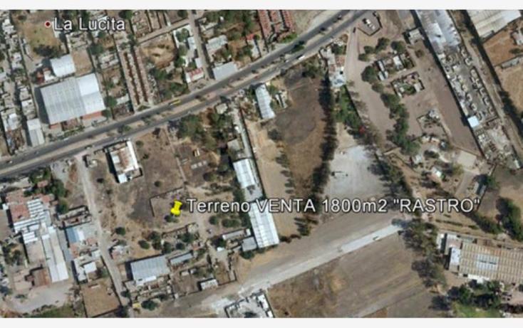 Foto de terreno industrial en venta en numero nonumber, la lucita, le?n, guanajuato, 2034432 No. 01