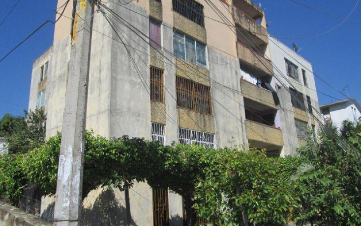 Foto de departamento en venta en numero trescientos dos edificio cuarenta y seis 30 30, el coloso infonavit, acapulco de juárez, guerrero, 1773326 no 01