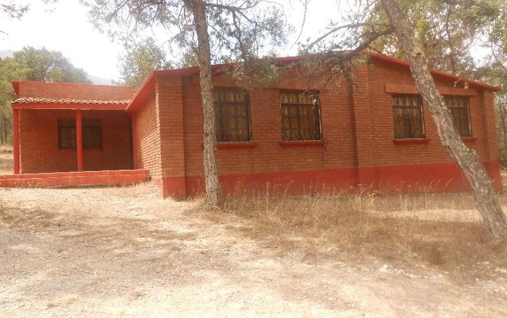 Foto de rancho en venta en  , nuncio, arteaga, coahuila de zaragoza, 396964 No. 01