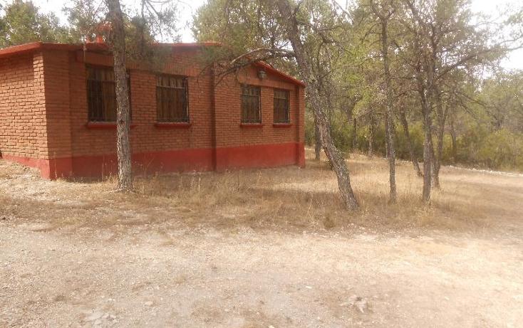 Foto de rancho en venta en  , nuncio, arteaga, coahuila de zaragoza, 396964 No. 02