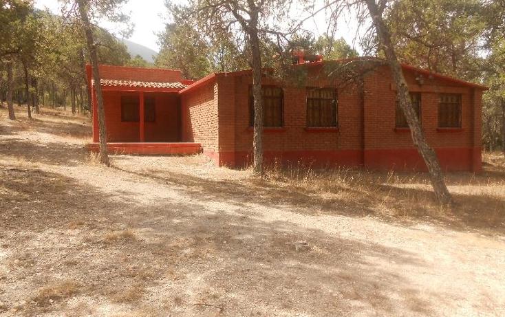Foto de rancho en venta en  , nuncio, arteaga, coahuila de zaragoza, 396964 No. 04