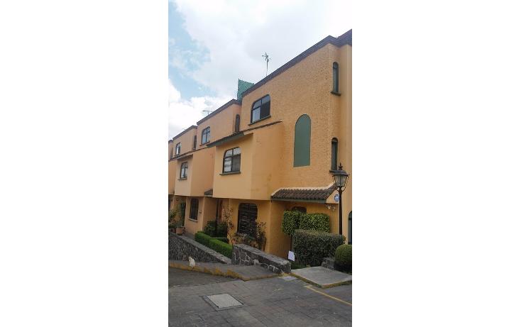 Foto de casa en venta en  , héroes de padierna, tlalpan, distrito federal, 766439 No. 01