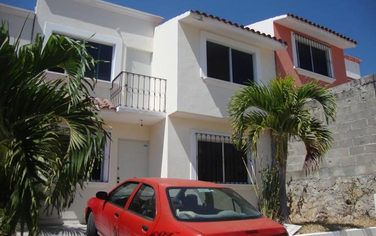 Foto de casa en venta en  o llamar 9611241189, monte real, tuxtla gutiérrez, chiapas, 417873 No. 01