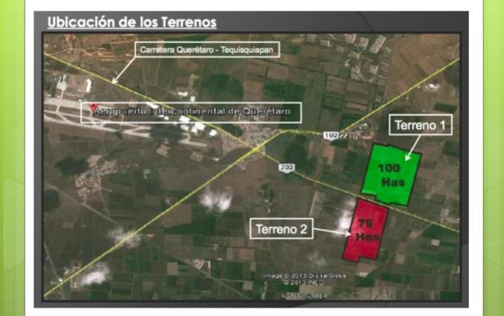 Foto de terreno industrial en venta en  o, querétaro, querétaro, querétaro, 958079 No. 02