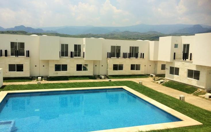 Foto de casa en venta en  , oacalco, yautepec, morelos, 1009897 No. 01