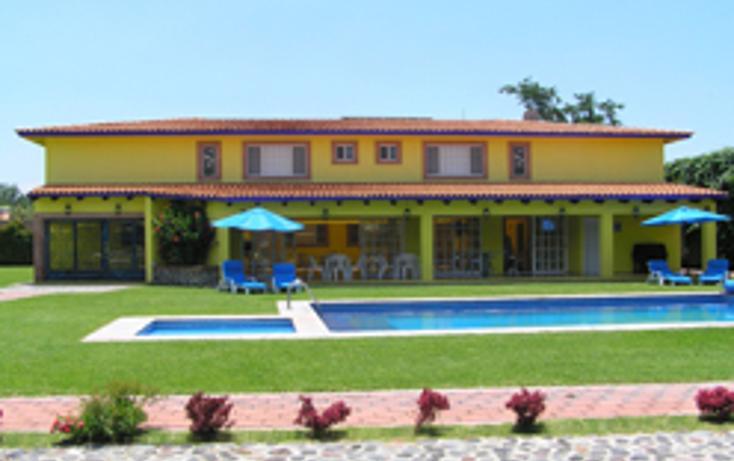 Foto de casa en venta en  , oacalco, yautepec, morelos, 577783 No. 01