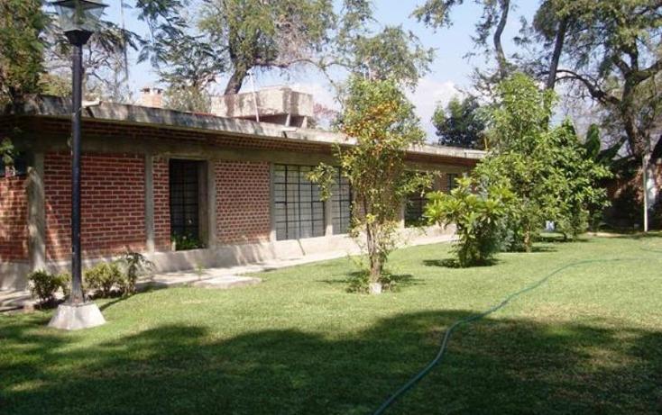 Foto de rancho en venta en  , oacalco, yautepec, morelos, 898609 No. 12