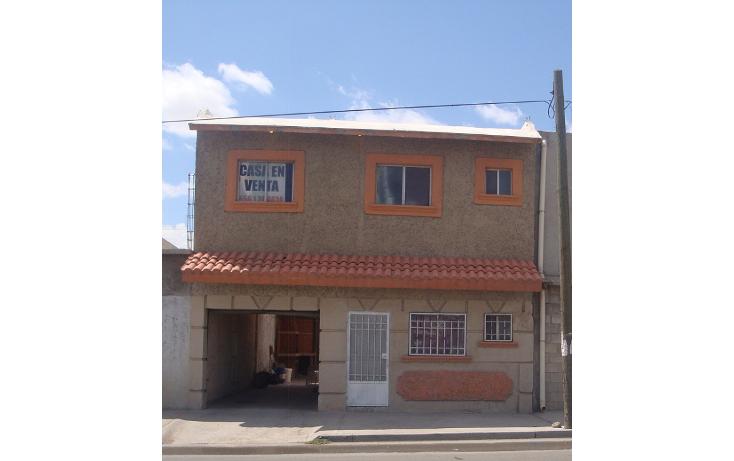 Foto de casa en venta en  , oasis revolución 1, juárez, chihuahua, 1042483 No. 01