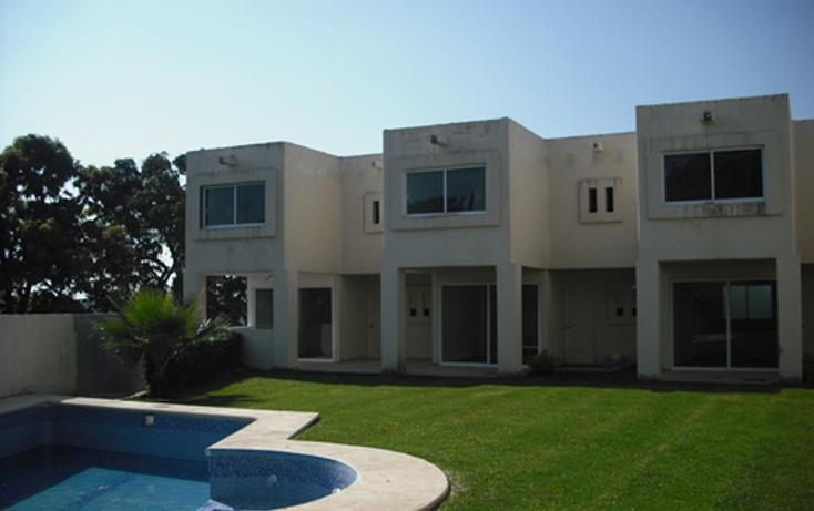 Foto de casa en venta en  , oaxtepec centro, yautepec, morelos, 1079677 No. 01