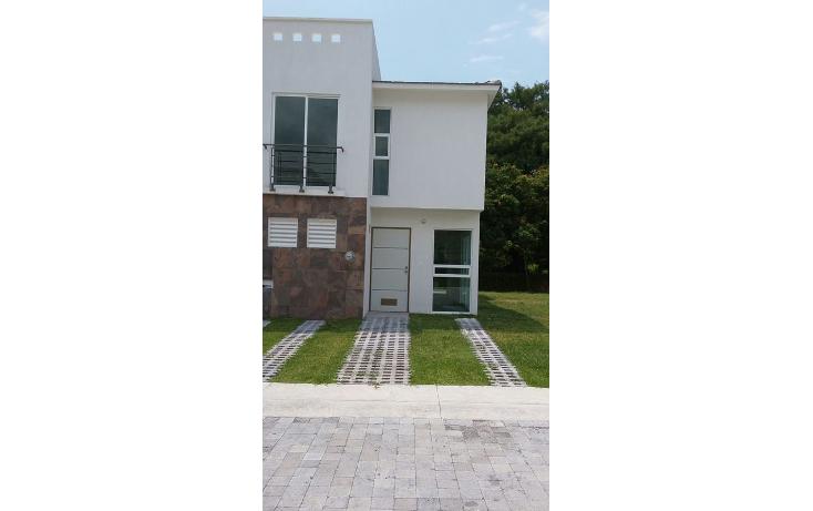 Foto de casa en venta en  , oaxtepec centro, yautepec, morelos, 1523787 No. 01