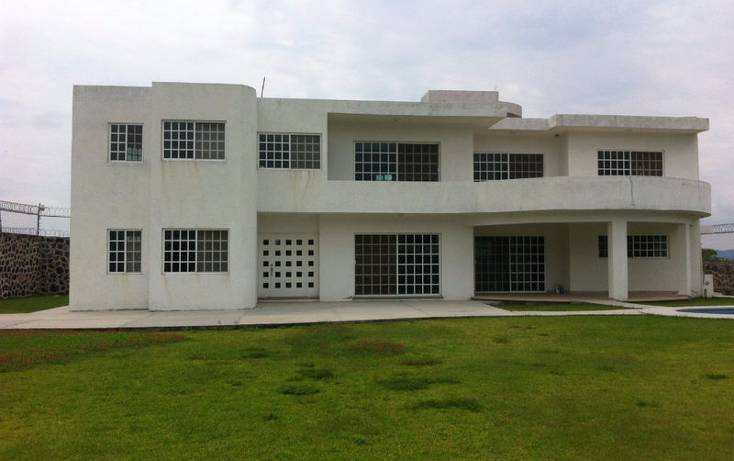 Foto de casa en venta en  , oaxtepec centro, yautepec, morelos, 1667966 No. 01