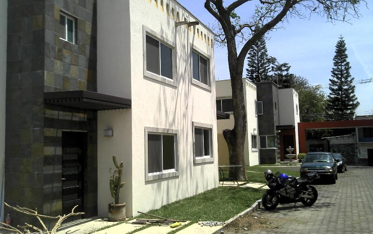 Foto de casa en venta en  , oaxtepec centro, yautepec, morelos, 396080 No. 02