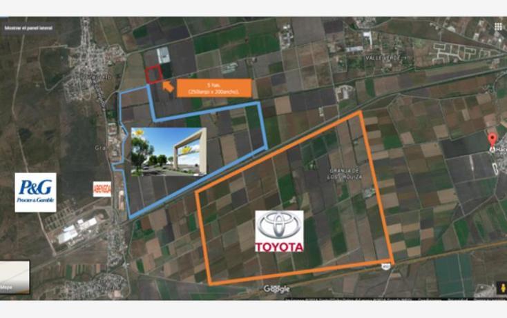 Foto de terreno comercial en venta en  -, obrajuelo, apaseo el grande, guanajuato, 2044994 No. 03