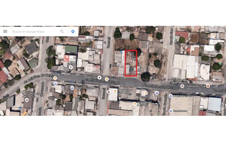 Foto de terreno comercial en venta en  , obrera 2a sección, tijuana, baja california, 1971052 No. 01