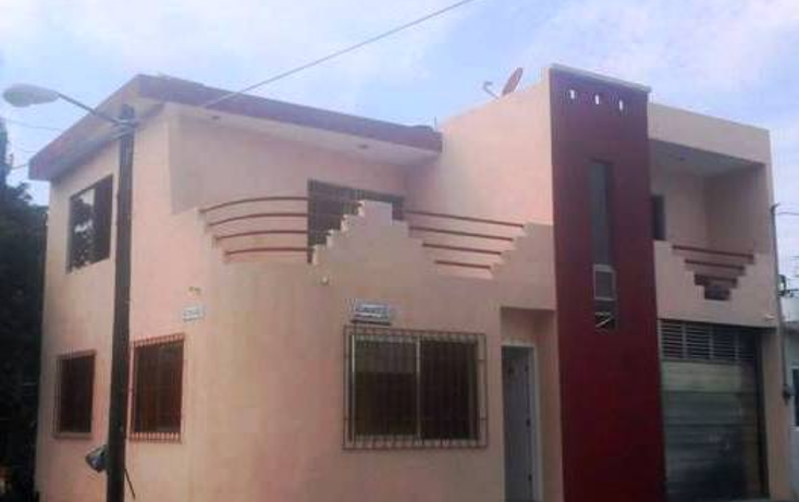 Foto de casa en venta en  , obrera, boca del r?o, veracruz de ignacio de la llave, 1114817 No. 01