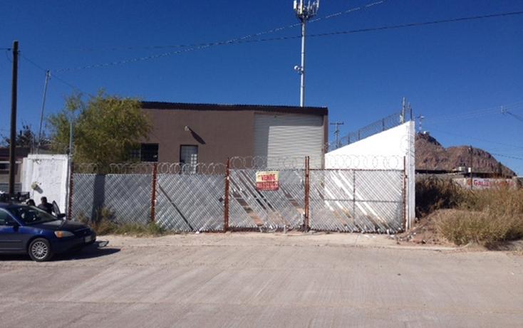 Foto de nave industrial en venta en  , obrera, chihuahua, chihuahua, 1267597 No. 01